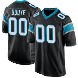 A.J. Bouye Carolina Panthers Game Youth Team Color Jersey (Black)