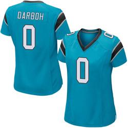 Amara Darboh Carolina Panthers Game Women's Alternate Jersey (Blue)