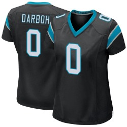 Amara Darboh Carolina Panthers Game Women's Team Color Jersey (Black)