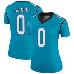 Amara Darboh Carolina Panthers Legend Women's Color Rush Jersey (Blue)