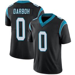 Amara Darboh Carolina Panthers Limited Men's Team Color Vapor Untouchable Jersey (Black)