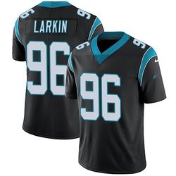 Austin Larkin Carolina Panthers Limited Youth Team Color Vapor Untouchable Jersey (Black)
