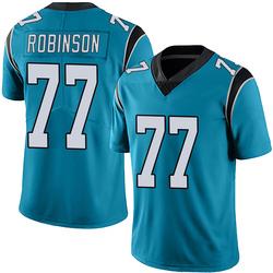 Austrian Robinson Carolina Panthers Limited Men's Alternate Vapor Untouchable Jersey (Blue)