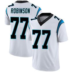 Austrian Robinson Carolina Panthers Limited Men's Vapor Untouchable Jersey (White)