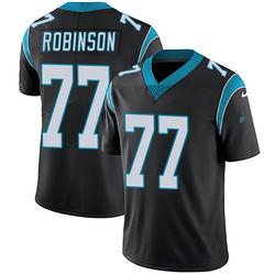 Austrian Robinson Carolina Panthers Limited Youth Team Color Vapor Untouchable Jersey (Black)