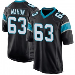 Brendan Mahon Carolina Panthers Game Men's Team Color Jersey (Black)