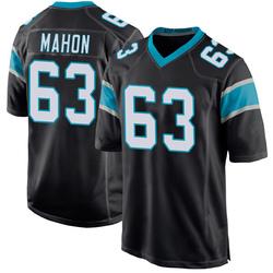 Brendan Mahon Carolina Panthers Game Youth Team Color Jersey (Black)