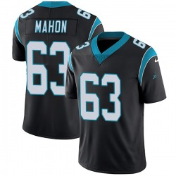 Brendan Mahon Carolina Panthers Limited Youth Team Color Vapor Untouchable Jersey (Black)