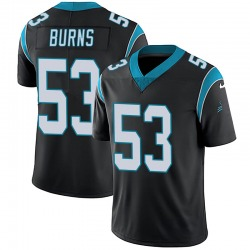 Brian Burns Carolina Panthers Limited Youth Team Color Vapor Untouchable Jersey (Black)