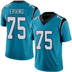 Cameron Erving Carolina Panthers Limited Youth Alternate Vapor Untouchable Jersey (Blue)