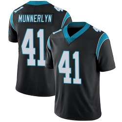 Captain Munnerlyn Carolina Panthers Limited Men's Team Color Vapor Untouchable Jersey (Black)