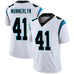Captain Munnerlyn Carolina Panthers Limited Men's Vapor Untouchable Jersey (White)