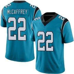 Christian McCaffrey Carolina Panthers Limited Youth Alternate Vapor Untouchable Jersey (Blue)