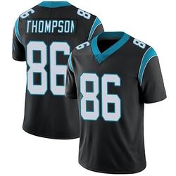 Colin Thompson Carolina Panthers Limited Men's Team Color Vapor Untouchable Jersey (Black)