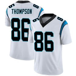 Colin Thompson Carolina Panthers Limited Men's Vapor Untouchable Jersey (White)