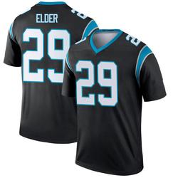 Corn Elder Carolina Panthers Legend Men's Jersey (Black)