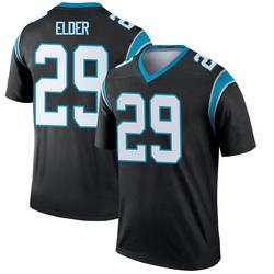 Corn Elder Carolina Panthers Legend Youth Jersey (Black)