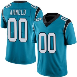 Dan Arnold Carolina Panthers Limited Men's Alternate Vapor Untouchable Jersey (Blue)