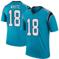 DeAndrew White Carolina Panthers Legend Youth Color Rush Jersey (Blue)