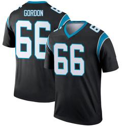 Dillon Gordon Carolina Panthers Legend Men's Jersey (Black)
