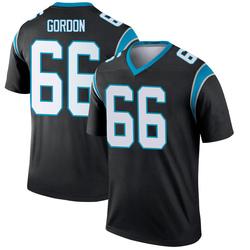 Dillon Gordon Carolina Panthers Legend Youth Jersey (Black)