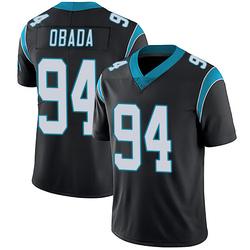 Efe Obada Carolina Panthers Limited Men's Team Color Vapor Untouchable Jersey (Black)
