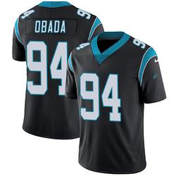 Efe Obada Carolina Panthers Limited Youth Team Color Vapor Untouchable Jersey (Black)