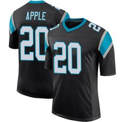 Eli Apple Carolina Panthers Limited Youth Team Color 100th Vapor Untouchable Jersey (Black)