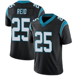Eric Reid Carolina Panthers Limited Men's Team Color Vapor Untouchable Jersey (Black)