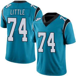 Greg Little Carolina Panthers Limited Men's Alternate Vapor Untouchable Jersey (Blue)