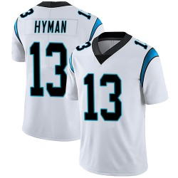 Ishmael Hyman Carolina Panthers Limited Men's Vapor Untouchable Jersey (White)