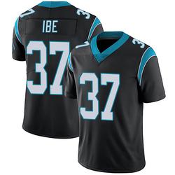 J.T. Ibe Carolina Panthers Limited Men's Team Color Vapor Untouchable Jersey (Black)