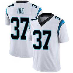 J.T. Ibe Carolina Panthers Limited Men's Vapor Untouchable Jersey (White)