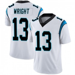 Jarius Wright Carolina Panthers Limited Men's Vapor Untouchable Jersey (White)