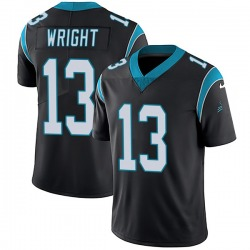 Jarius Wright Carolina Panthers Limited Youth Team Color Vapor Untouchable Jersey (Black)