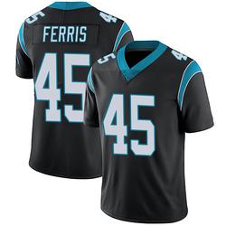 Jason Ferris Carolina Panthers Limited Men's Team Color Vapor Untouchable Jersey (Black)