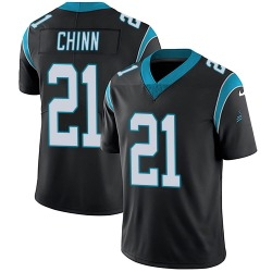 Jeremy Chinn Carolina Panthers Limited Youth Team Color Vapor Untouchable Jersey (Black)