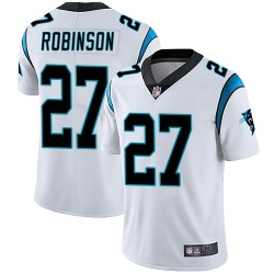 Kenny Robinson Carolina Panthers Limited Men's Vapor Untouchable Jersey (White)