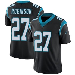 Kenny Robinson Carolina Panthers Limited Youth Team Color Vapor Untouchable Jersey (Black)