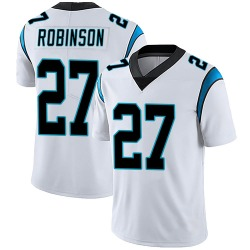 Kenny Robinson Carolina Panthers Limited Youth Vapor Untouchable Jersey (White)