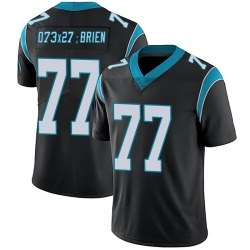 Kitt O'Brien Carolina Panthers Limited Men's Team Color Vapor Untouchable Jersey (Black)