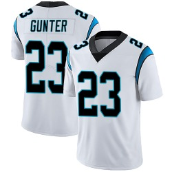 LaDarius Gunter Carolina Panthers Limited Men's Vapor Untouchable Jersey (White)