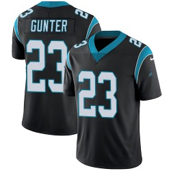 LaDarius Gunter Carolina Panthers Limited Youth Team Color Vapor Untouchable Jersey (Black)