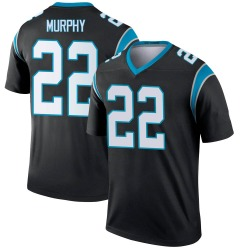 Marcus Murphy Carolina Panthers Legend Men's Jersey (Black)