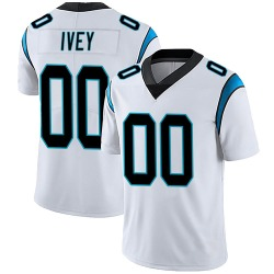 Martez Ivey Carolina Panthers Limited Men's Vapor Untouchable Jersey (White)