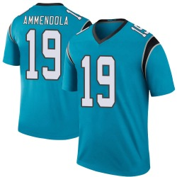 Matt Ammendola Carolina Panthers Legend Men's Color Rush Jersey (Blue)