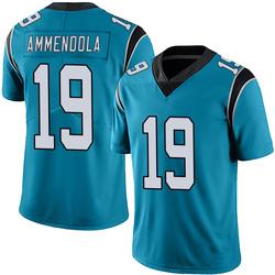 Matt Ammendola Carolina Panthers Limited Men's Alternate Vapor Untouchable Jersey (Blue)