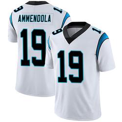 Matt Ammendola Carolina Panthers Limited Men's Vapor Untouchable Jersey (White)