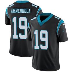 Matt Ammendola Carolina Panthers Limited Youth Team Color Vapor Untouchable Jersey (Black)