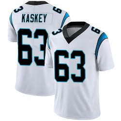 Matt Kaskey Carolina Panthers Limited Men's Vapor Untouchable Jersey (White)
